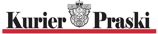 Logotyp Kuriera Praskiego