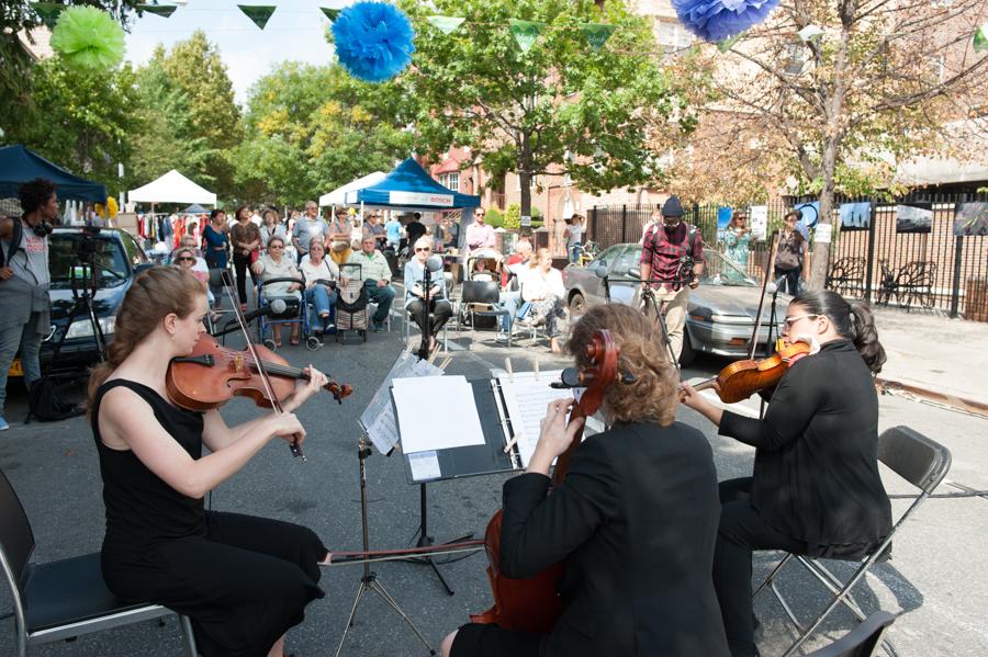Festiwal Greenpoint Przemiany
