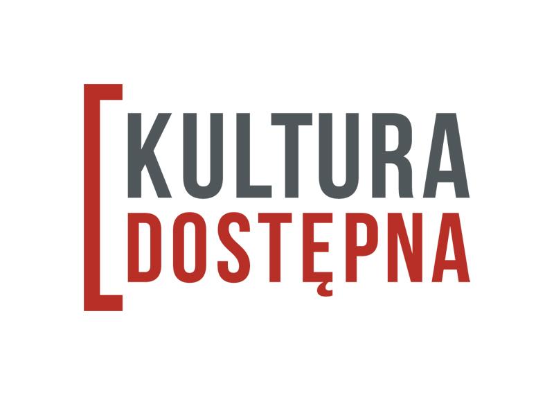 Kultura dostępna - logotyp
