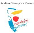 Projekt współfinansuje m.st.Warszawa