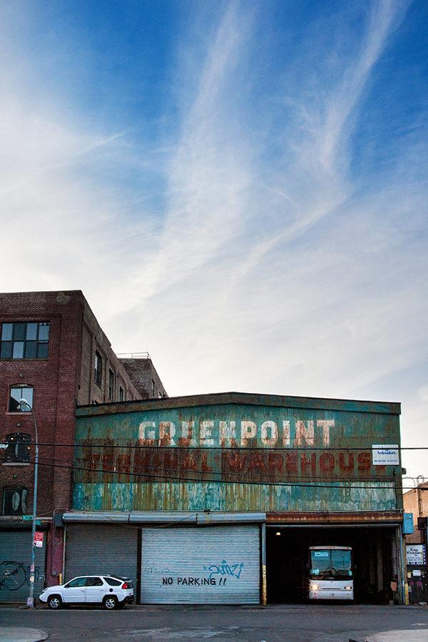 zdjęcie z Greenpointu