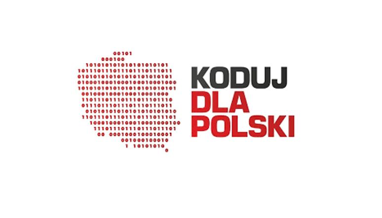 Logo Koduj dla Polski