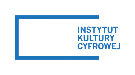 iNSTYTUT KULTURY CYFROWEJ - logotyp